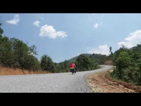 22nd March 2017, off road in Laos