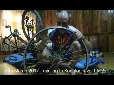 25th March 2017 - 7 Continents World Cycle, LAOS
