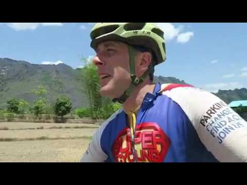 28th March 2017 – 7 Continents World Cycle (LAOS)