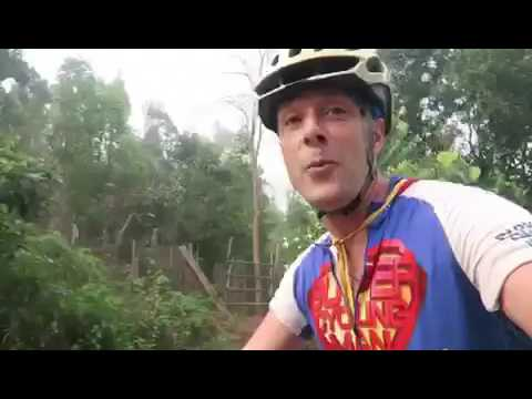 29th March 2017 - 7 Continents World Cycle, LAOS