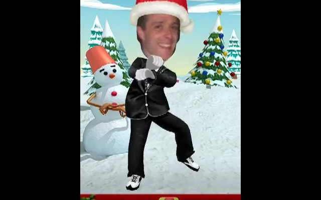 Special edition SCM Christmas Gangnam Style