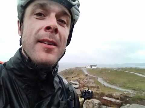 SuperCyclingMan finishes his John O'Groats to Land's End bi