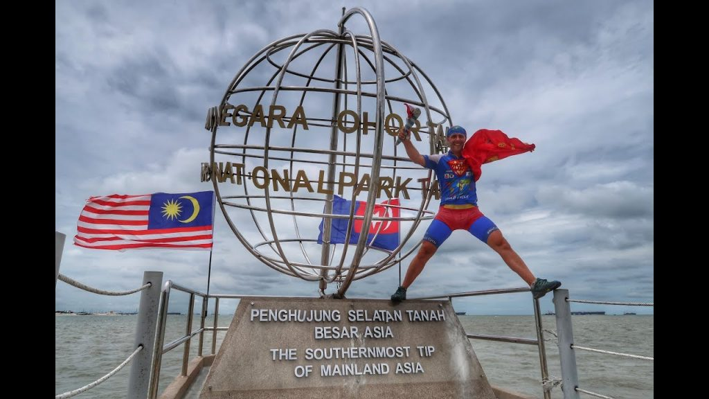 THE END OF ASIA FOR SUPERCYCLINGMAN?