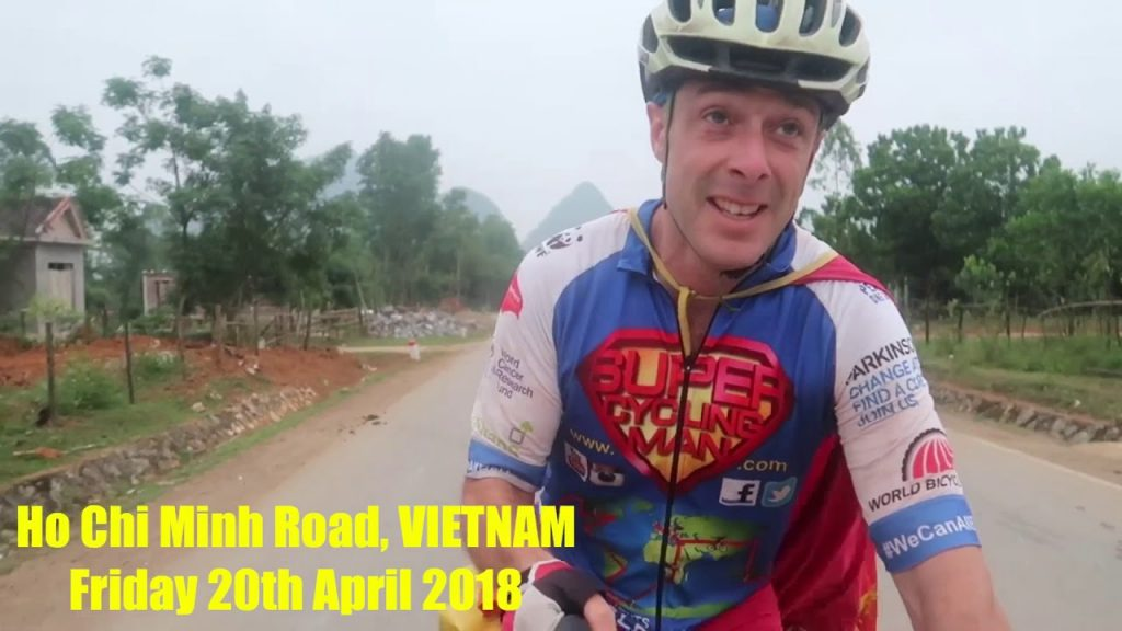 Sick on the Ho Chi Minh Road