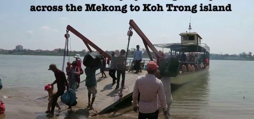 17th April 2017 - FREE MANGOES in Cambodia! 7 Continents World Cycle