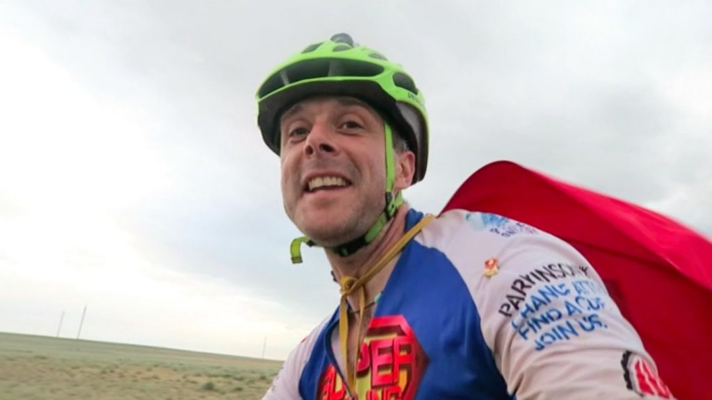 1 year of cycling around the world DONE! Only 4 more years to go! :-) #7ContinentsWorldCycle